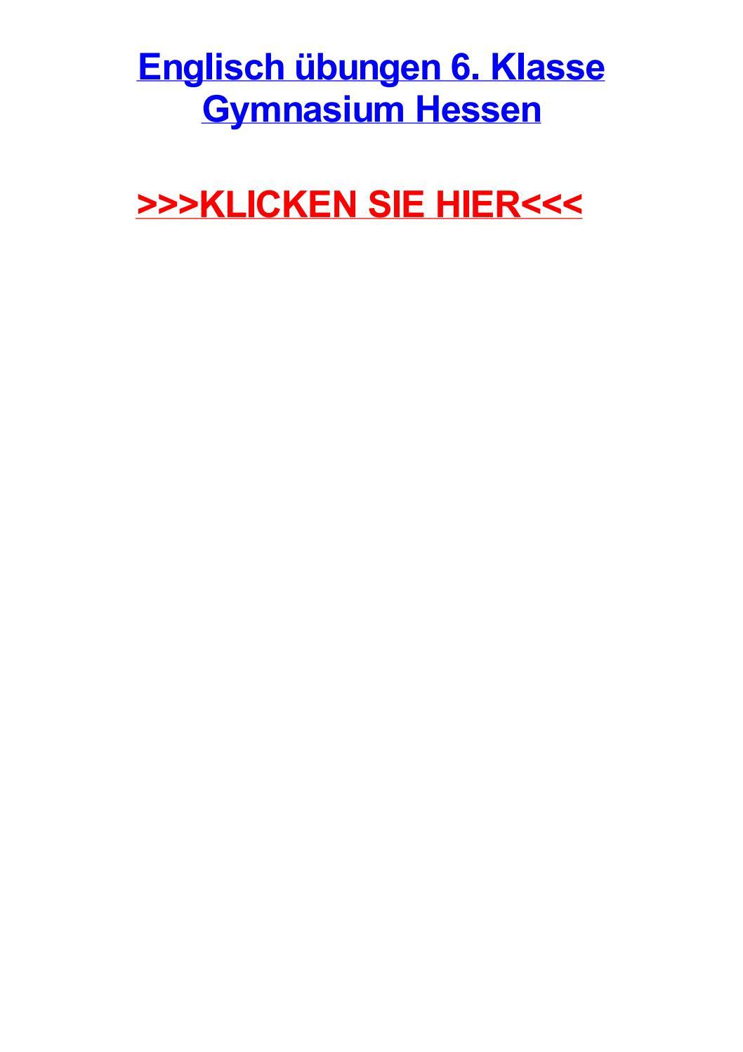 Englisch jbungen 6 klasse gymnasium hessen by treborksbt - issuu