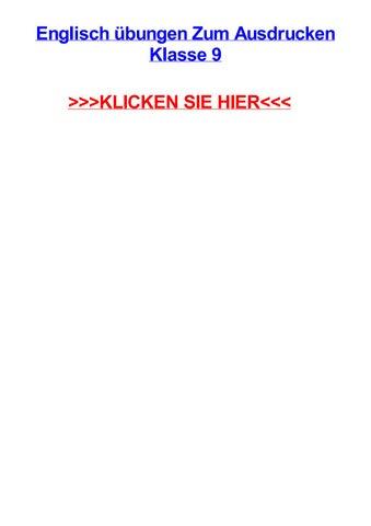Englisch jbungen zum ausdrucken klasse 9 by jillhkape - issuu