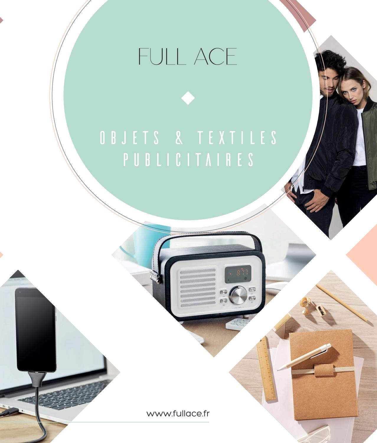 ec9808e63c10b Fullace 2018 by Objectif Goodies - issuu