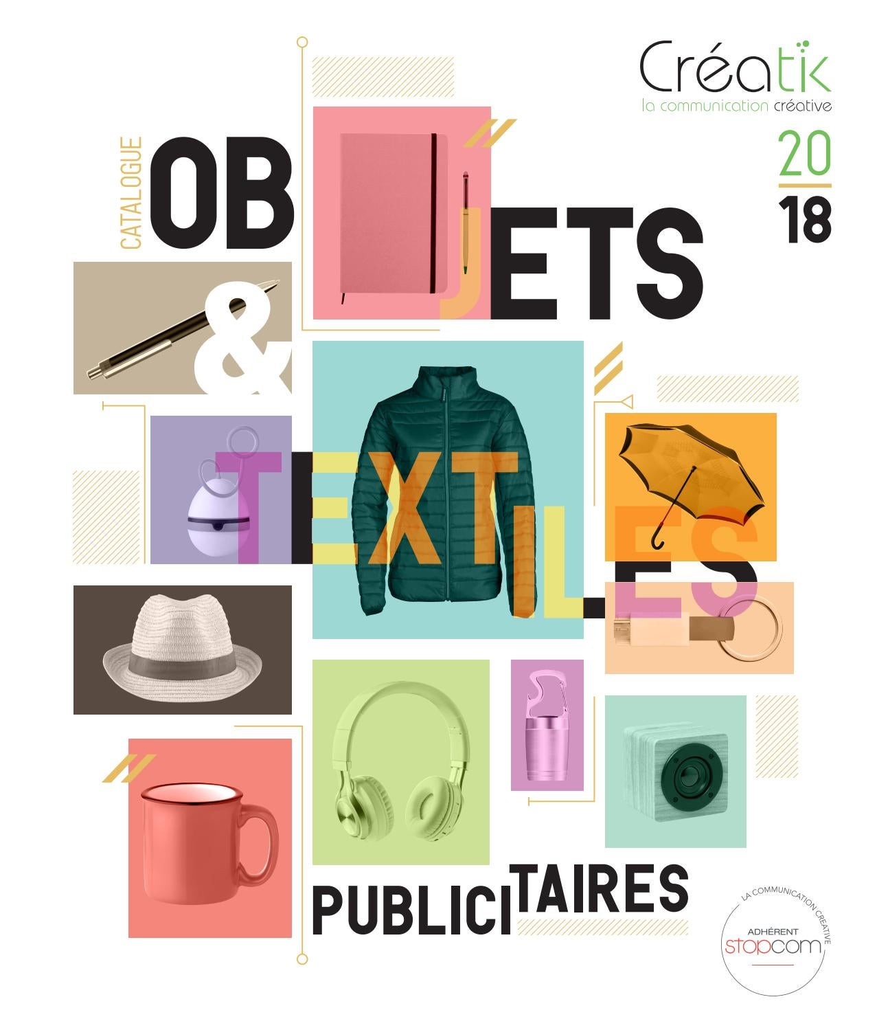 Creatik 2018 by Objectif Goodies issuu