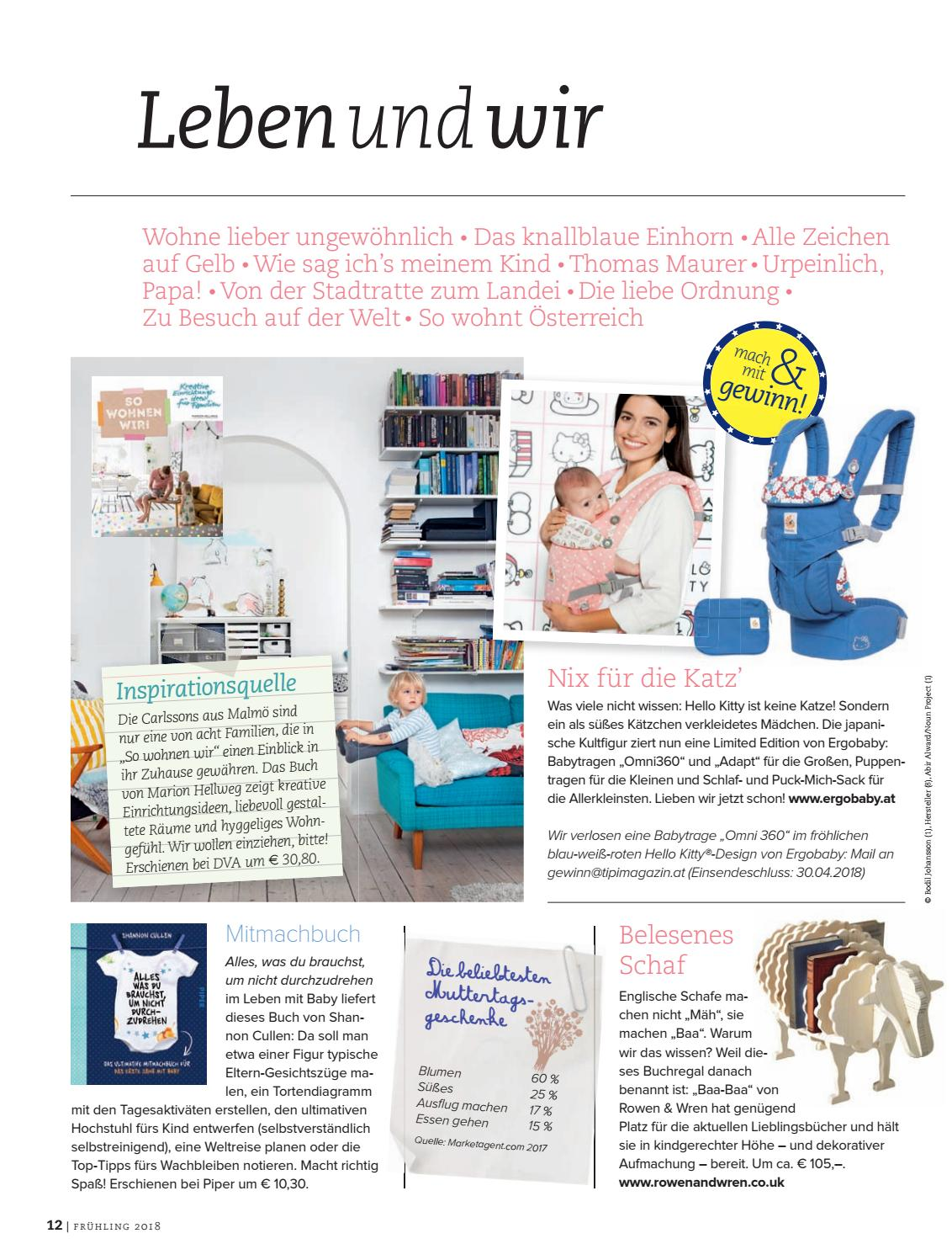 Tipi Magazin Für Die Familie Frühling2018 By Pph Media Verlag