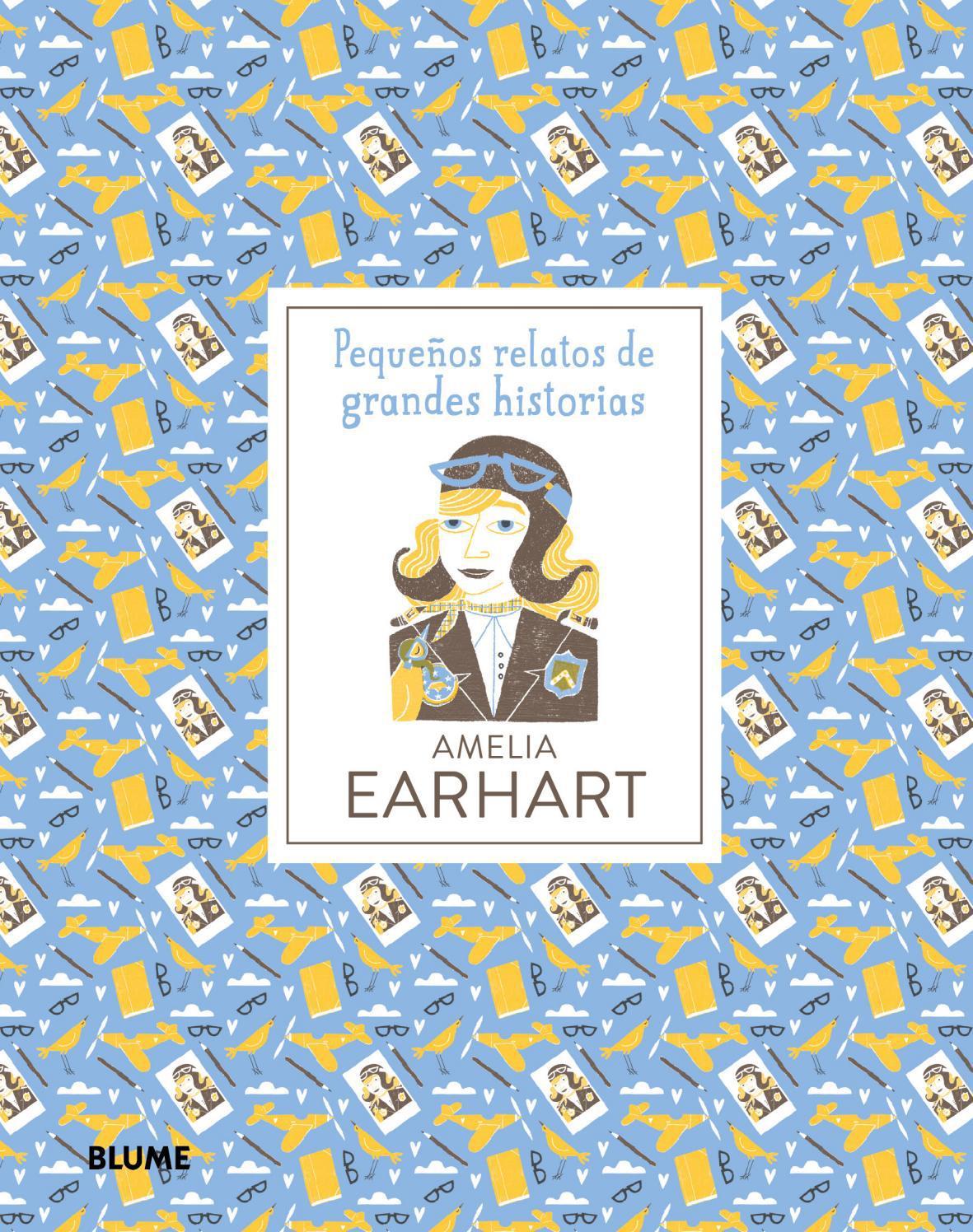 Amelia Earhart (cast) by Editorial Blume - issuu