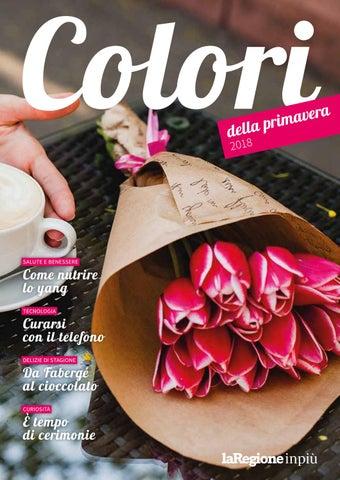 I colori della primavera 2018 by laRegione - issuu ddad17f745ae