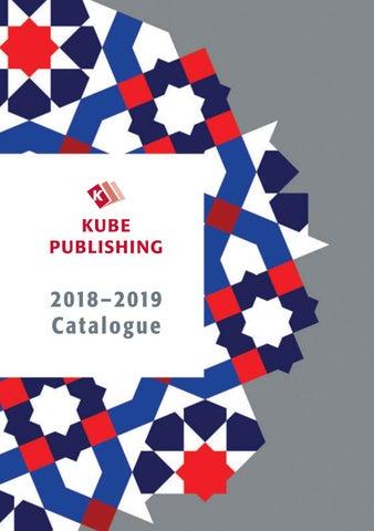Kube publishing Trade Catalogue 2018-19 by Kube Publishing