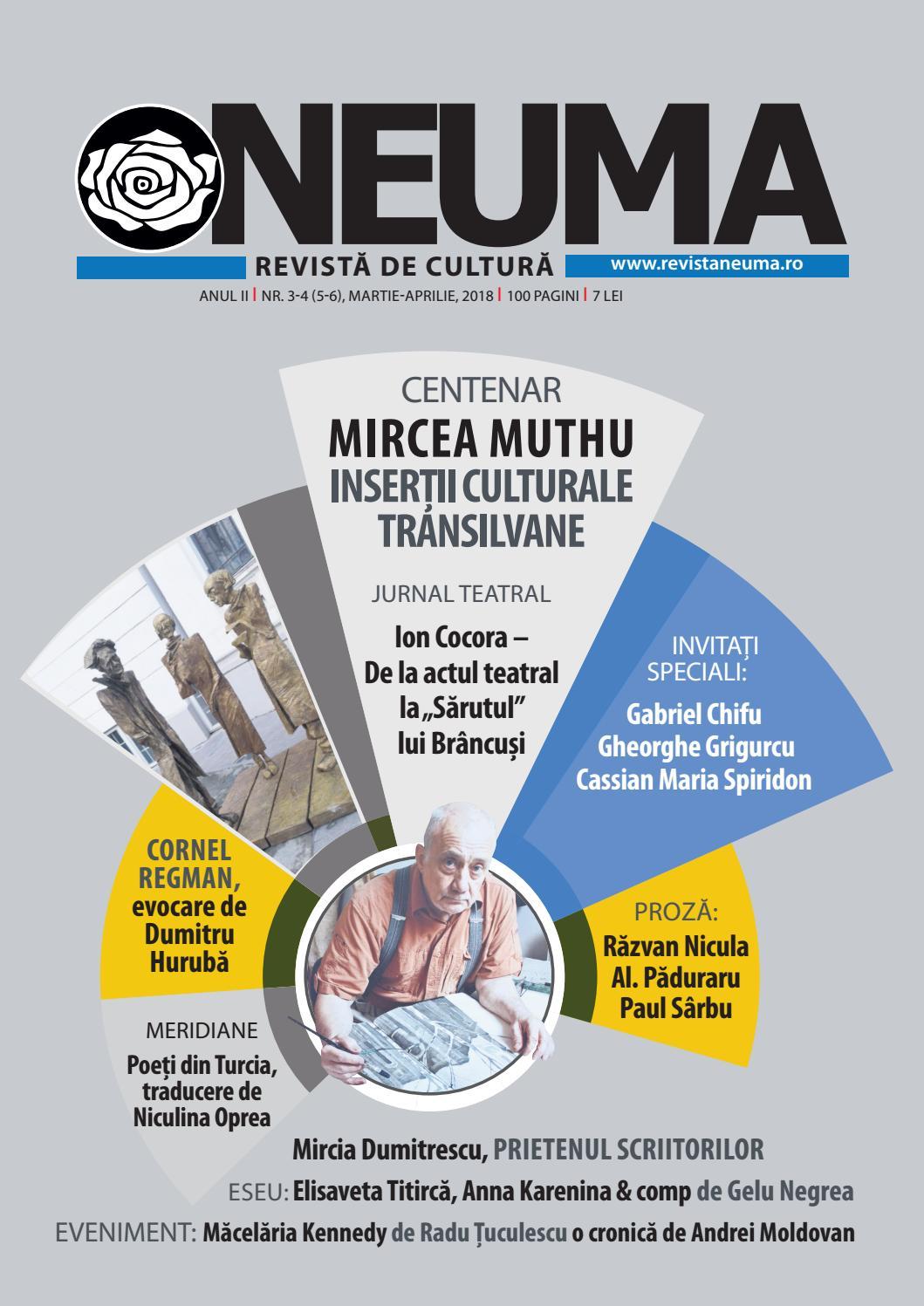 Revista Neuma Nr 3 4 2018 By Revista Neuma Issuu