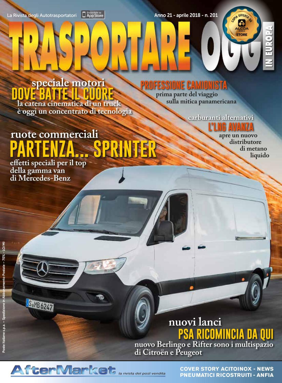 N. 201 by Trasportare Oggi in Europa issuu