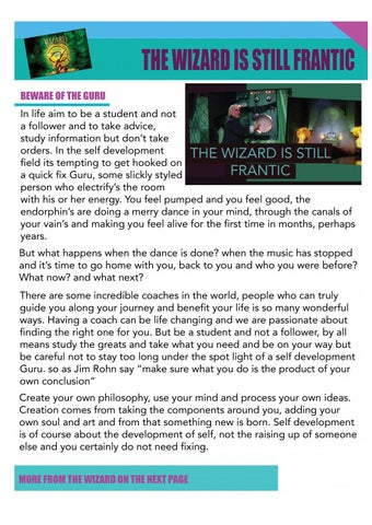 Page 7 of Jermaine Harris and the Wizard