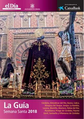 8fb3855b7a1 La Guía de la Semana Santa de Córdoba 2018 by Joly Digital - issuu