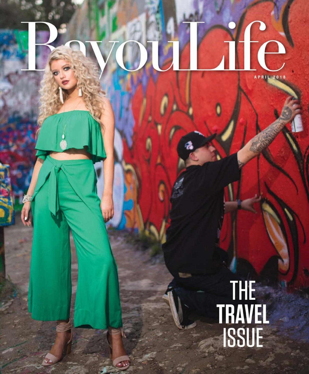 BayouLife Magazine April 2018 by BayouLife Magazine - issuu 074887026
