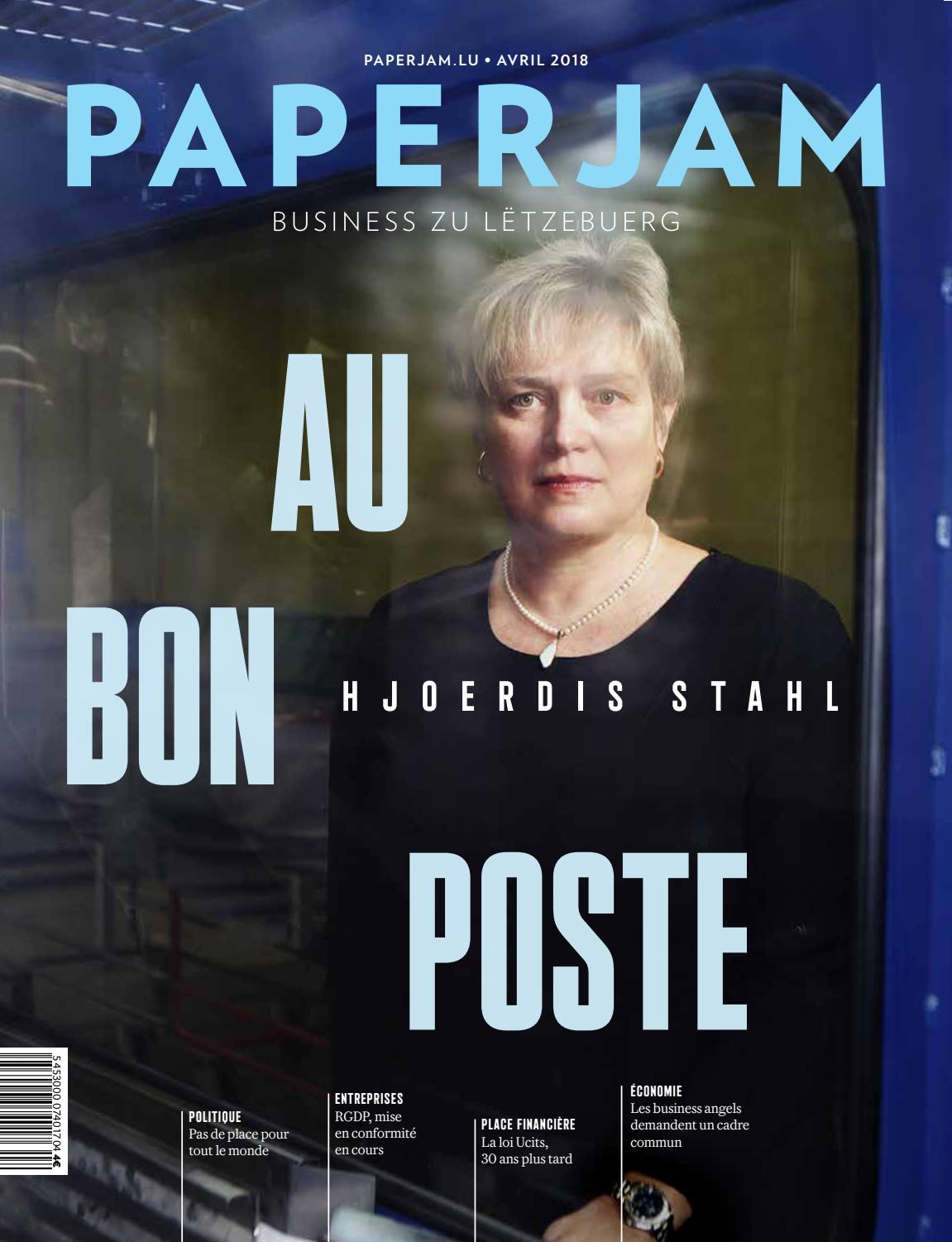 Paperjam Avril 2018 by Maison Moderne - issuu 120dcc60926
