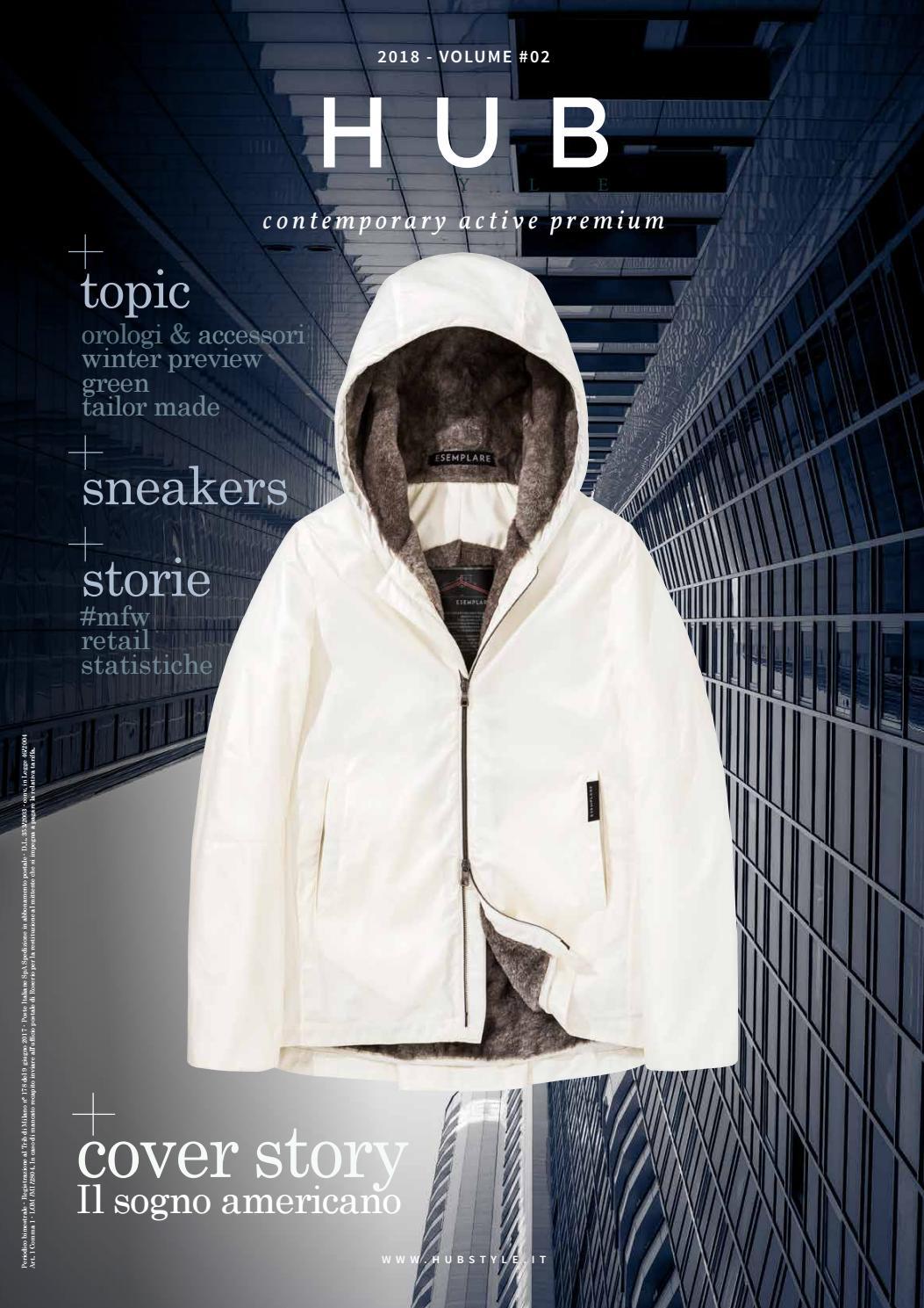 c103096dd9 HUB Style Magazine - Vol. 2_2018 by Sport Press - issuu