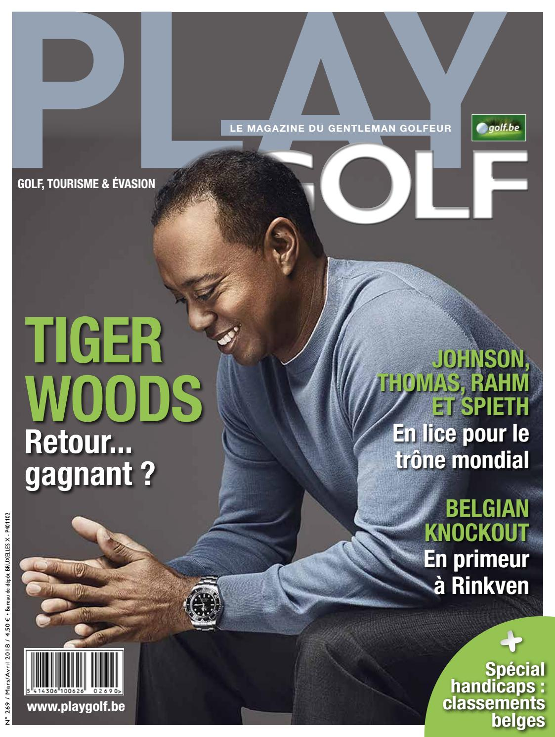 Play Golf Printemps 2018 by Ventures - issuu 2a29fafe5a5e