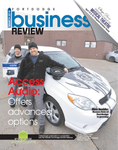Kemna Fort Dodge >> Business Review by Newspaper - Issuu
