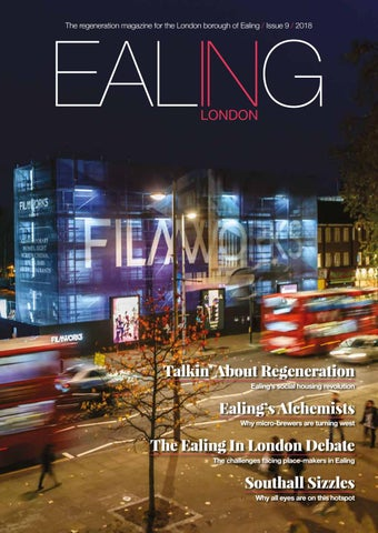 1b3f060c02968 EALING IN LONDON   Issue 9   2018 by EALING IN LONDON - issuu