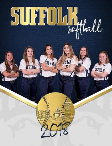 2018 Suffolk Softball Media Guide By Suffolk University Athletics Issuu