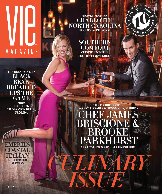 17fb26590faa87 VIE Magazine April 2018 by  the idea boutique ® - issuu