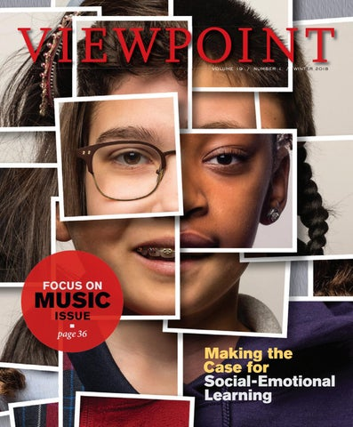 Viewpoint Magazine Winter 2018 By Viewpoint School Issuu