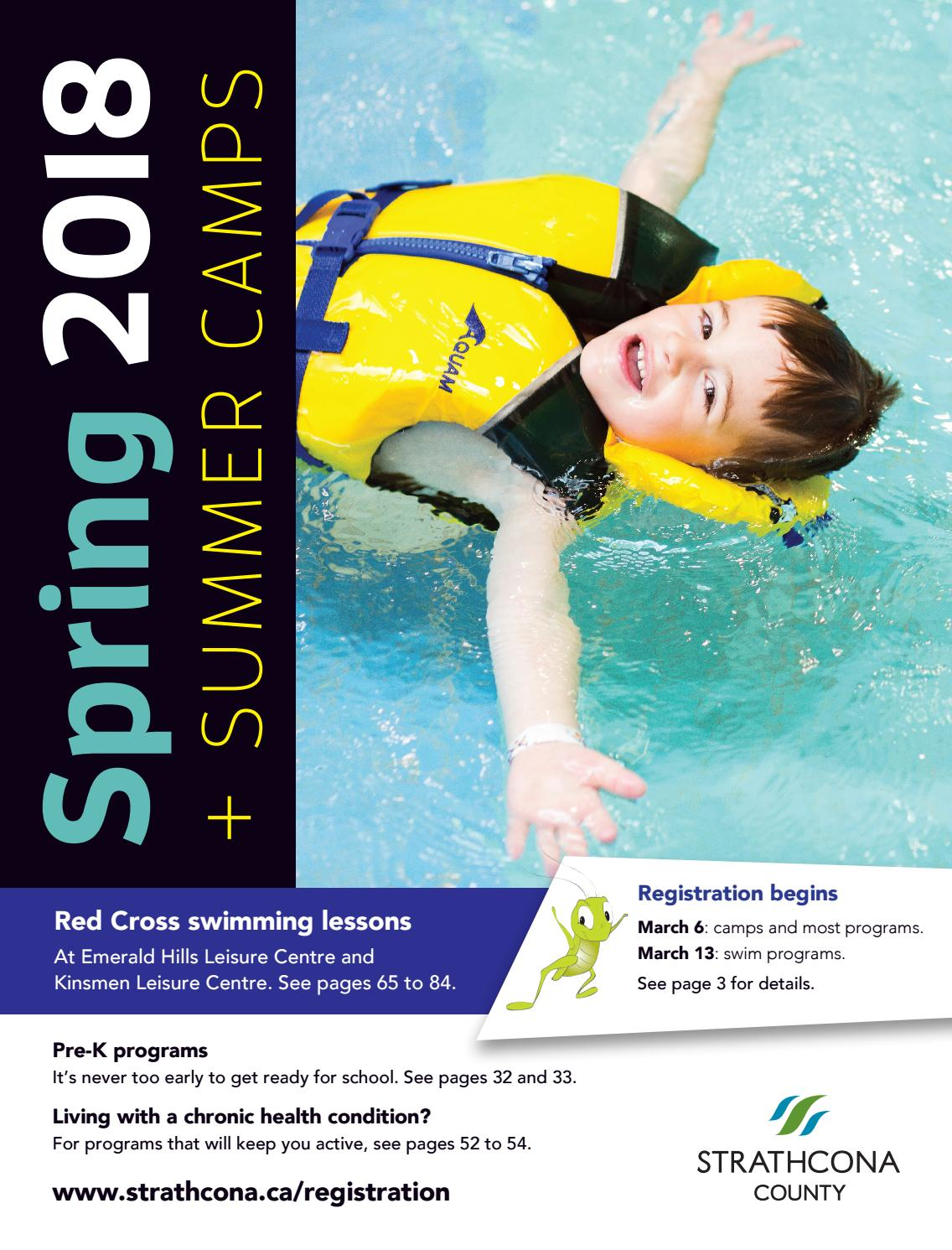 Strathcona County Spring Summer Camps Recreation Guide 2018 By Circuit Bending Fool Pitch Mod Tutorial Issuu