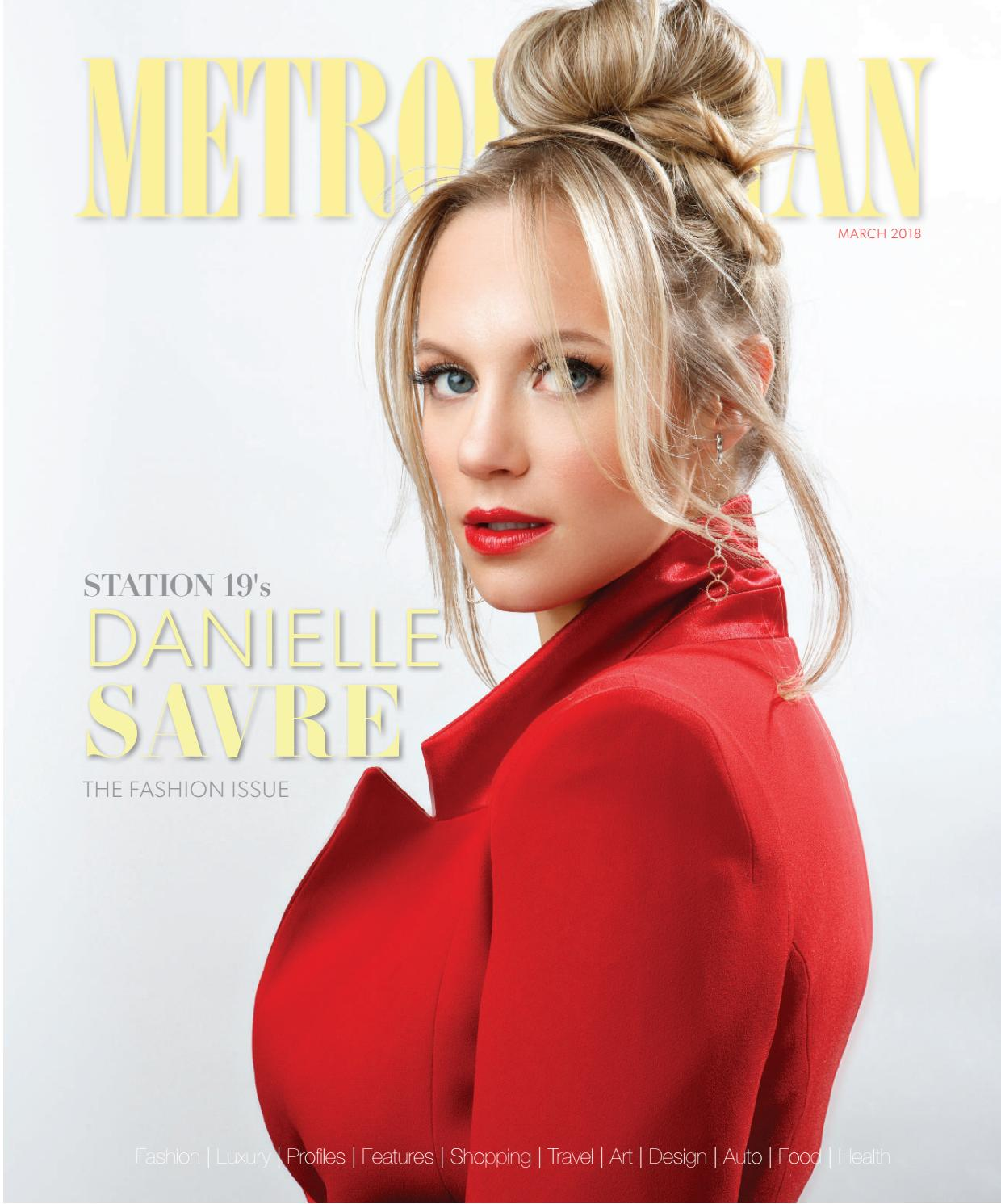 59d3752d7155 Metropolitan Magazine March 2018 by Metropolitan Magazine - issuu