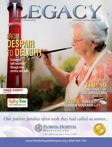 April 2018 ATI Legacy Magazine by Aging Tree - issuu