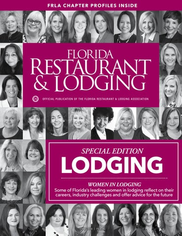 Florida Restaurant & Lodging Spring 2018 by Florida Restaurant and