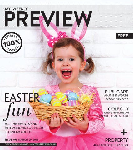 390e261a21f5 My Weekly Preview Issue 493 by My Weekly Preview - issuu