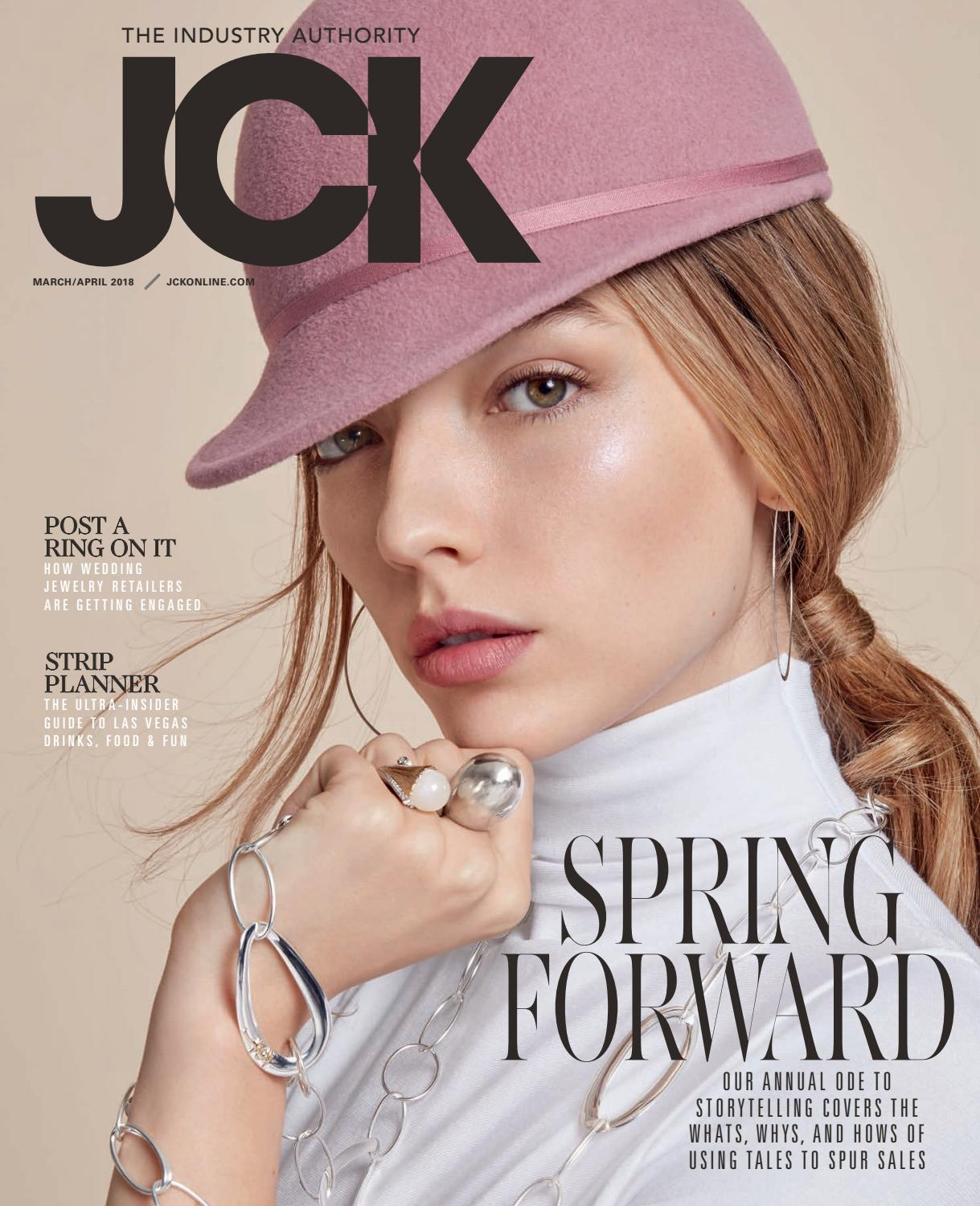 JCK March April 2018 Issue by JCK Magazine - issuu 4e97b80d89bf