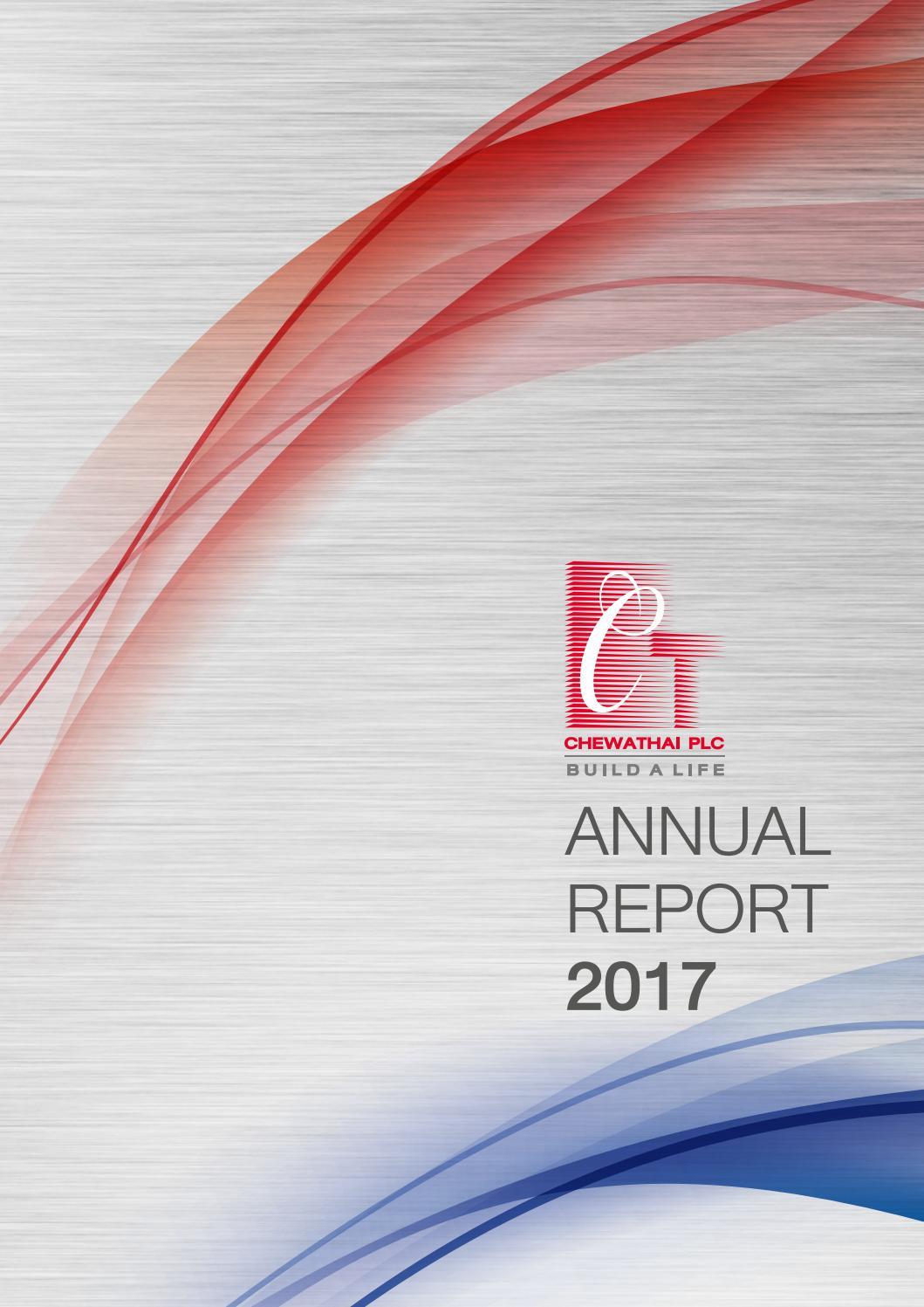CHEWA : ANNUAL REPORT 2017 en by ar chewa - issuu