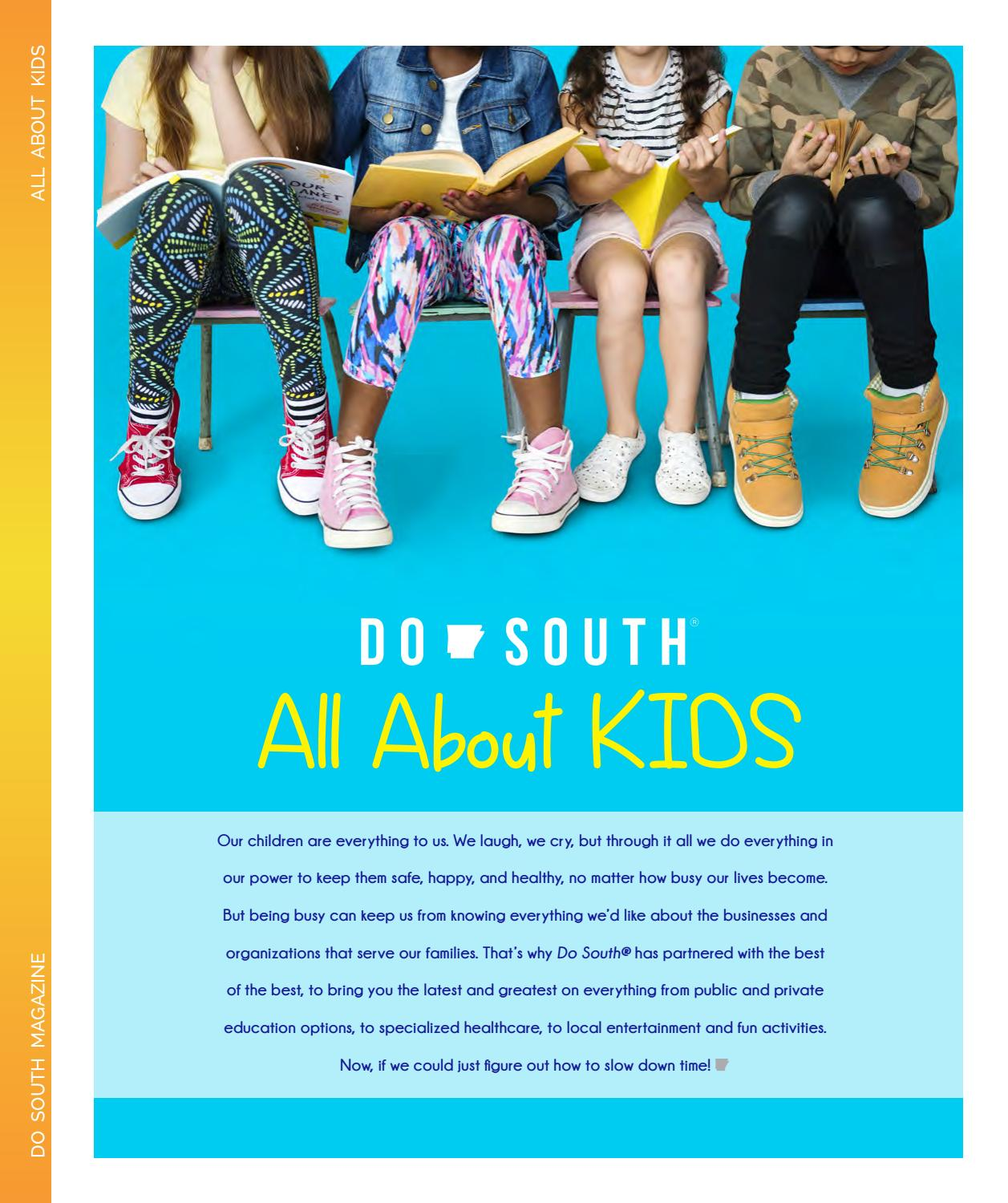 You Are All Our Kids No Matter What >> All About Kids April 2018 By Do South Magazine Issuu