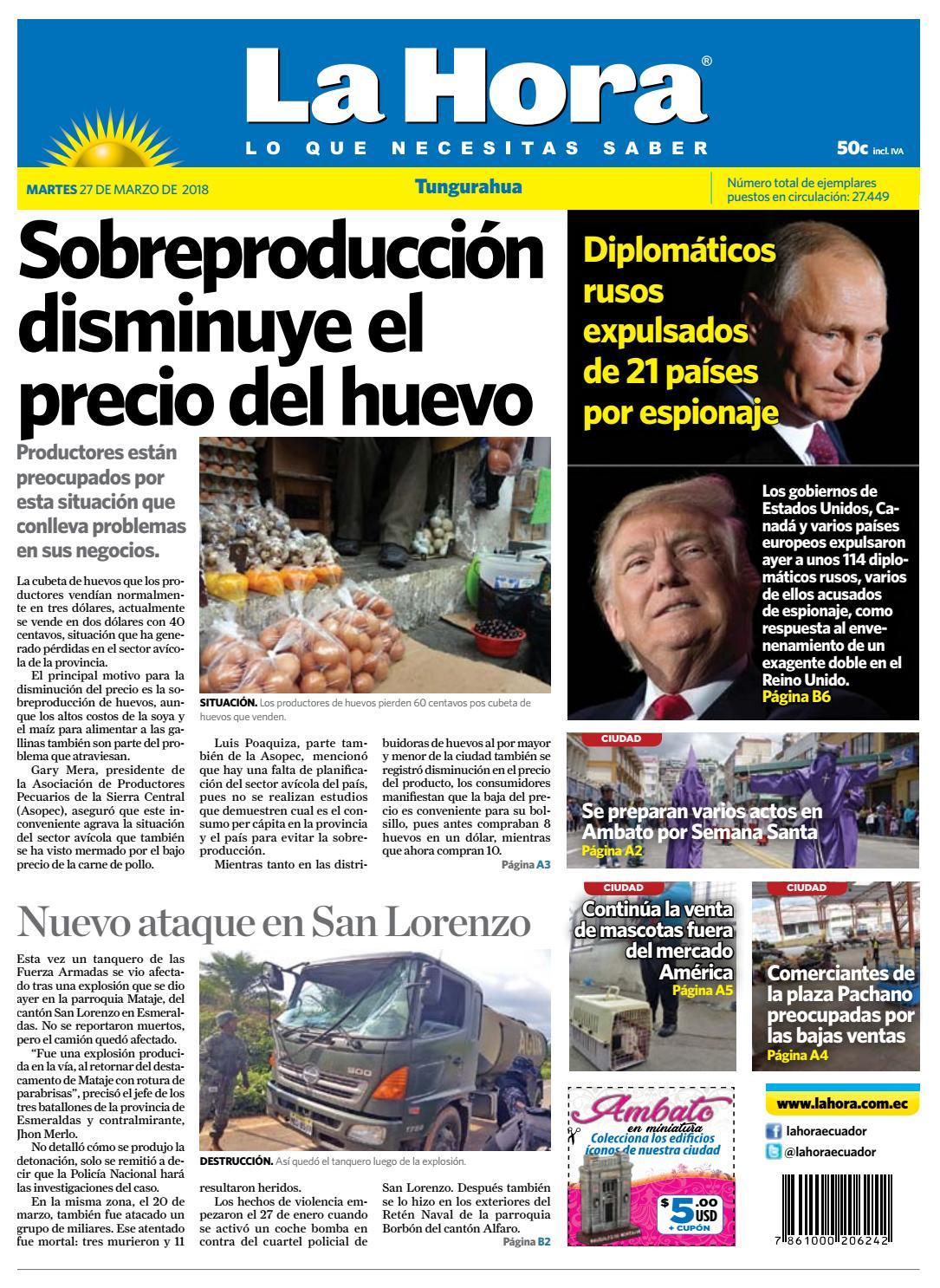 Actriz Porno Daniela Morochola tungurahua 27 de marzo de 2018la hora ecuador - issuu