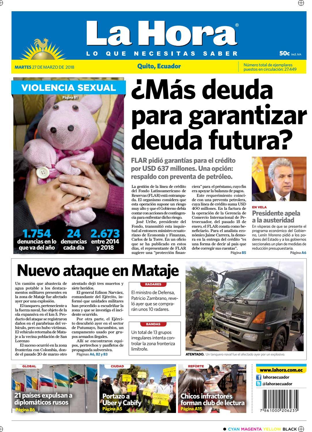 Actriz Porno Daniela Morochola quito 27 de marzo de 2018la hora ecuador - issuu