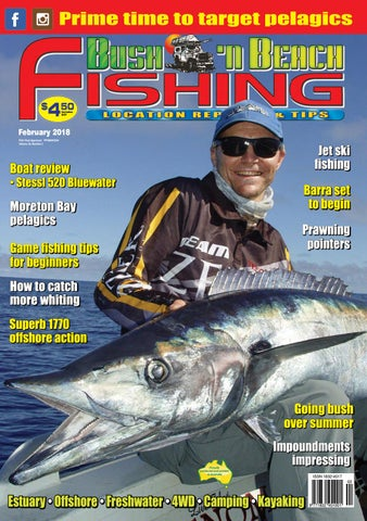 57b1554c9c6 BNB Fishing mag | Feb 2018 by bnbfishing - issuu