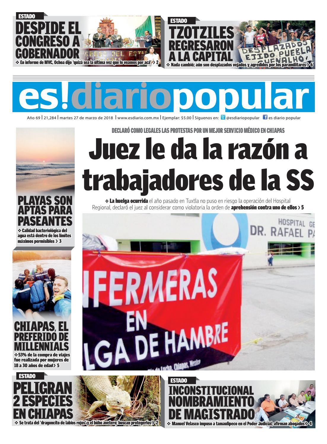 Es03272018 by Es Diario Popular - issuu