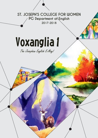 Voxanglia: The Josephian English E-mag