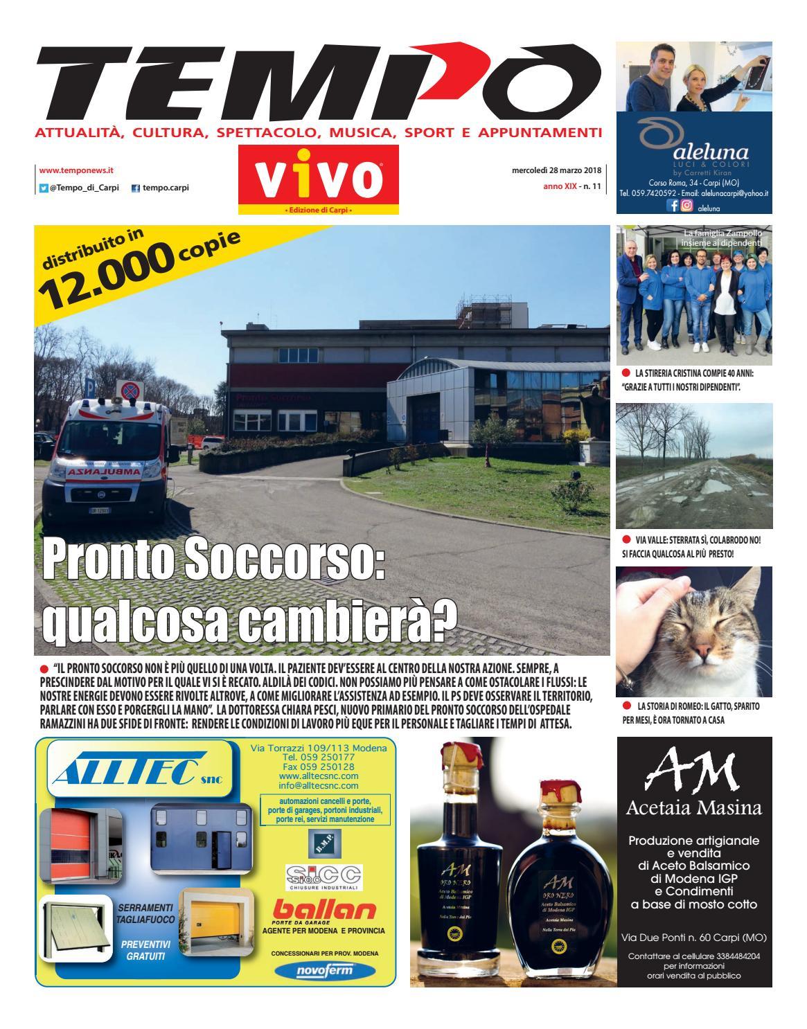 prodotti di qualità speciale per scarpa cercare Tempo vivo 11 by Vivo Modena - issuu