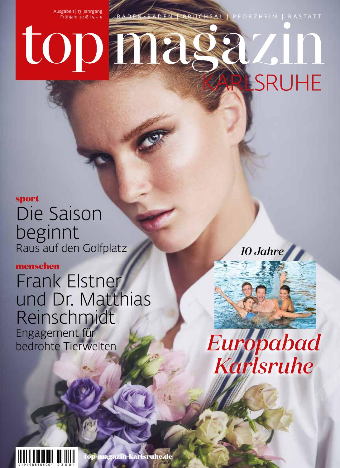 Top Magazin Karlsruhe Frühling 2018 by Top Magazin - issuu