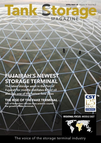 Overfilled Gas Tank What Effects Maintenancerepairs >> Tank Storage Magazine April May Edition By Tank Storage Magazine Issuu