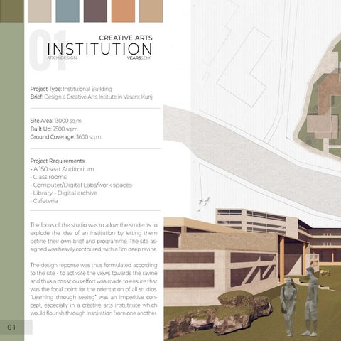 Page 6 of Institution Design