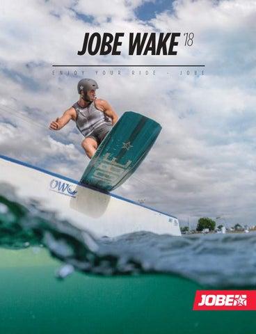 Jobe Wake Guide 2018 - Jobe 2018 Wakeboard Catalogus by ... 5c81d7f03