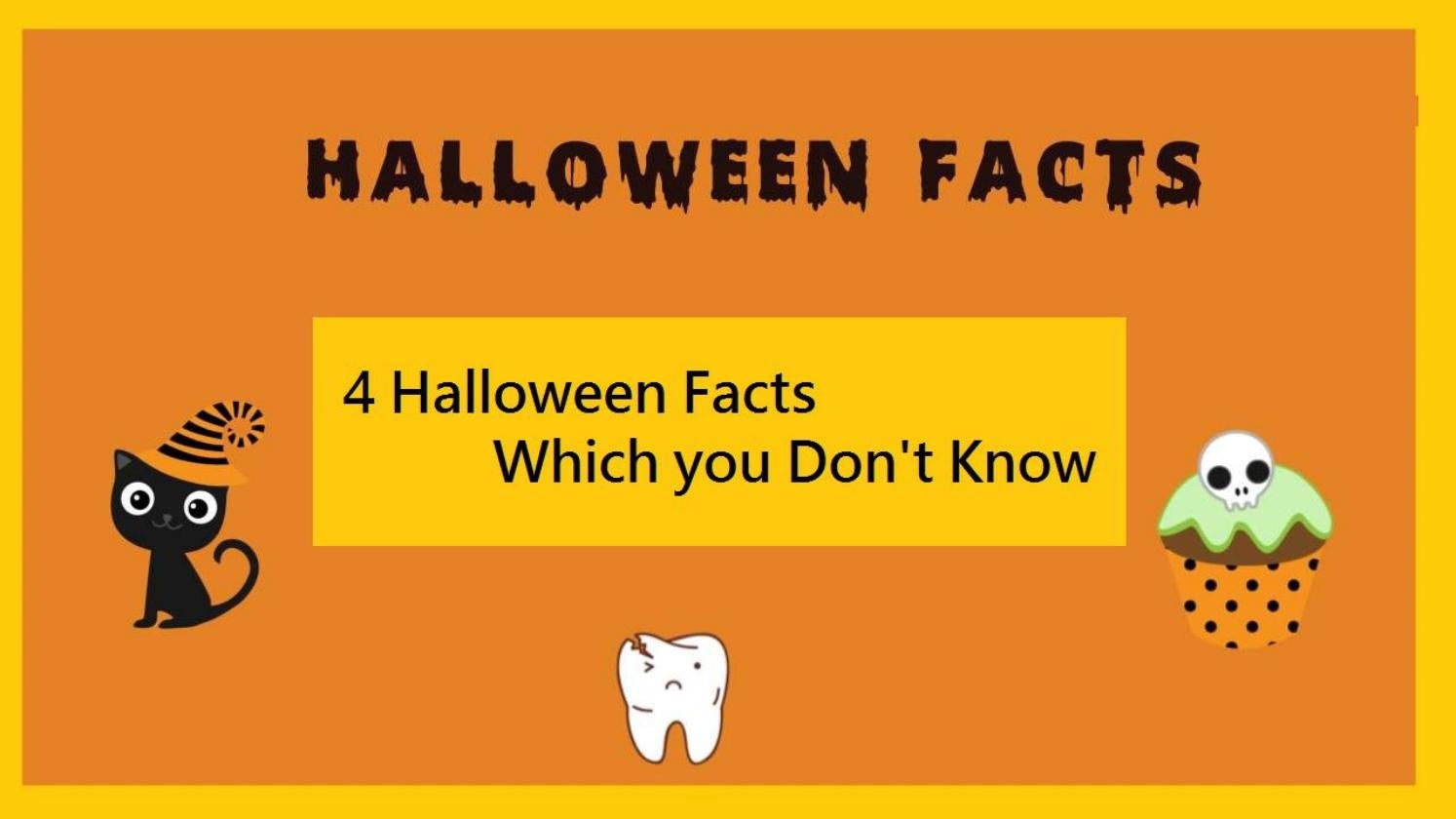 4 halloween facts which you don't knowhalloween store - issuu