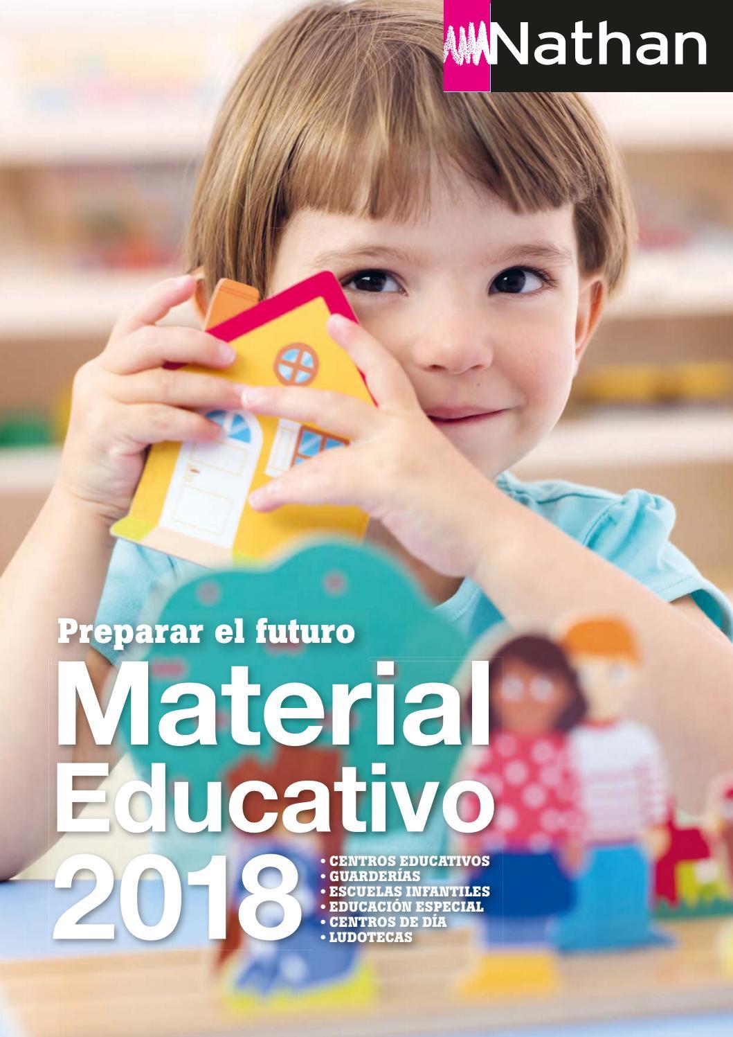 a8ed33b1317 Catálogo Nathan 2018 by Azarbe Educativos - issuu