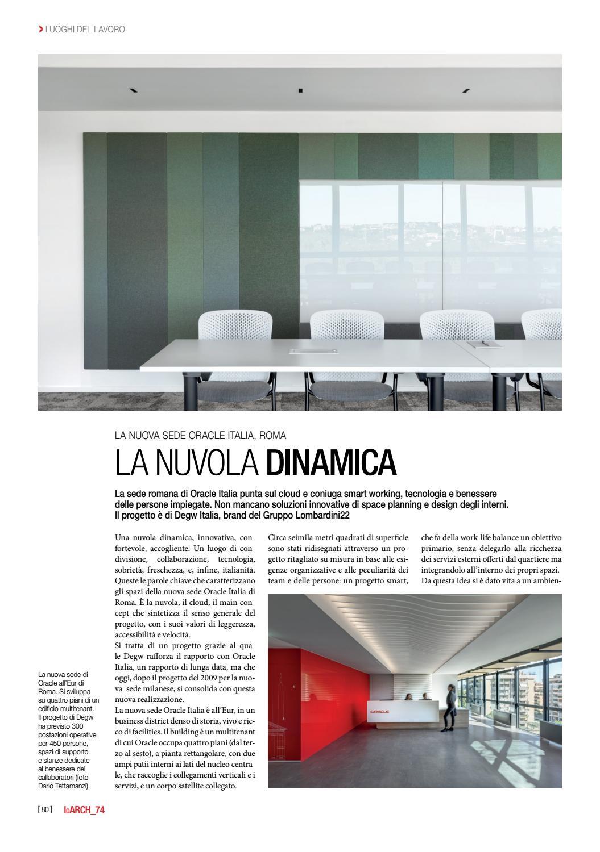 Design Degli Interni Roma ioarch 74 feb-mar 2018 by redazione ioarch - issuu