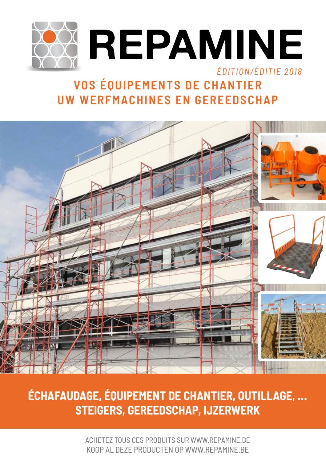 9f8cfc271e2 Catalogue2018 web by Repamine SA - issuu