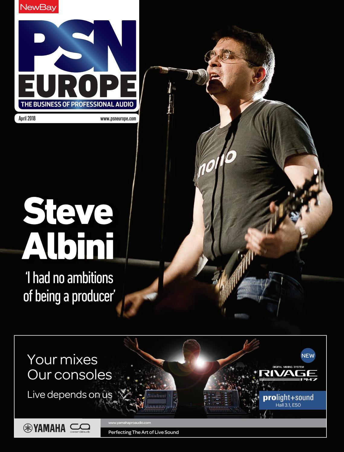 04 PSNE April 2018 Digital Edition by Future PLC - issuu