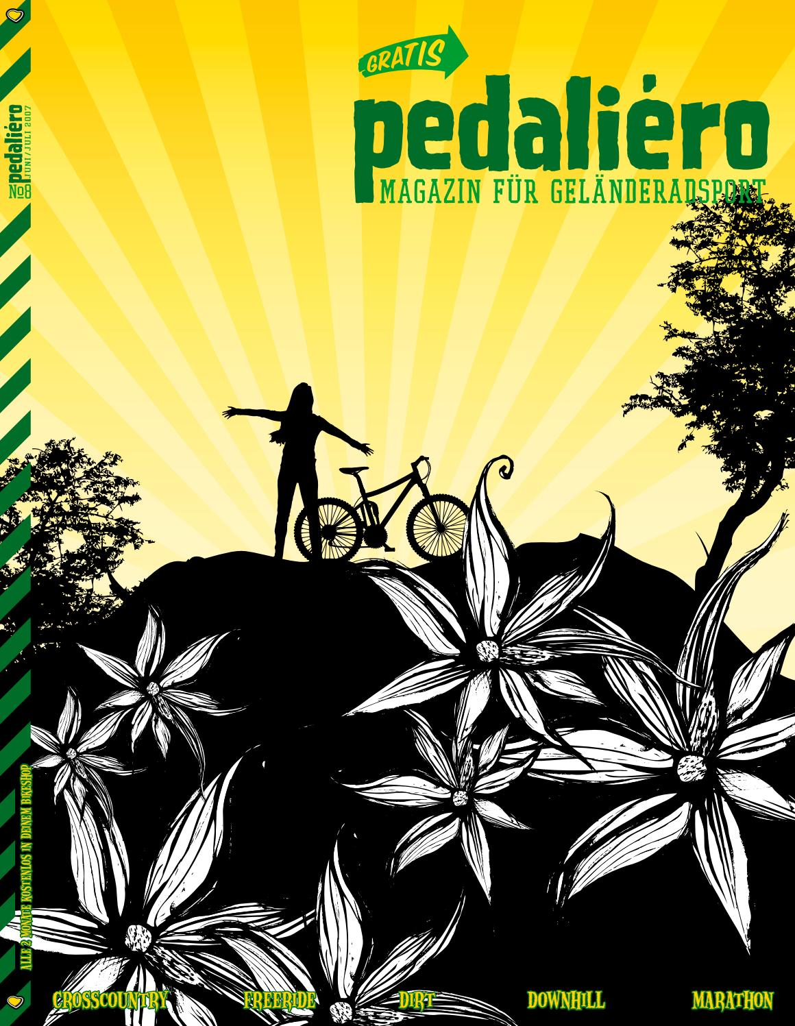 pedaliéro Ausgabe 8 by pedaliero Magazin - issuu