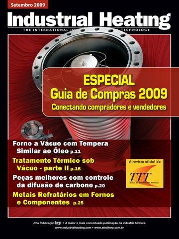 fa794026d2bd5 Revista Industrial Heating - Setembro 2009 by SF Editora - issuu