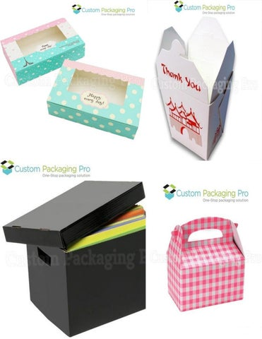 What The Personalized Chinese Food Boxes Can Do For Your Business by
