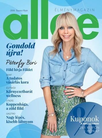 501c547b9c88 Allee Magazin 2018 (tavasz/nyár) by Allee Bevásárlóközpont - issuu