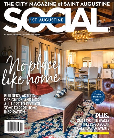 de294c2e3 St. Augustine Social - Apr/May 2018 by Occasions Media Group - issuu