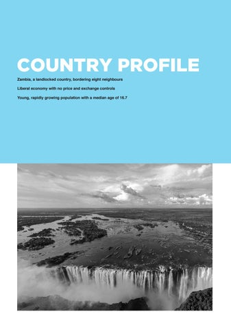 Page 11 of Zambia Country Profile